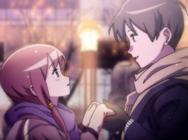 "3ª curta anime ""Road to You"""