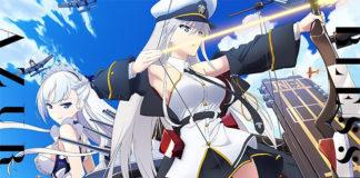 Anime de Azur Lane vai ter 12 episódios