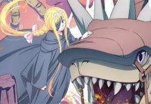 Autor elogia capa do 1º volume de Sword Art Online: Alicization – War of Underworld
