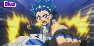 Beyblade Burst Turbo no BIGGS
