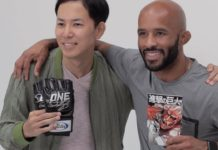Criador de Attack On Titan conhece o lutador MMA Demetrious Johnson