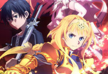 Encerramento de Sword Art Online: Alicization – War of Underworld por LiSA