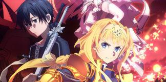 Encerramento de Sword Art Online: Alicization – War of Underworld por LiSA