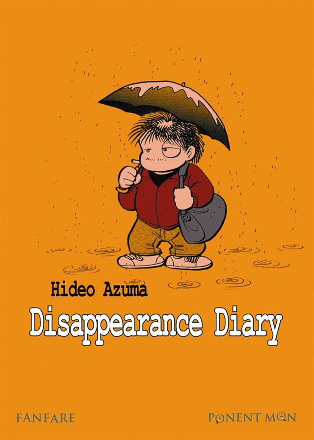 Capa de Disappearance Diary
