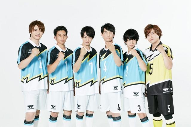 Seiyuu de Futsal Boys!!!!!