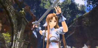 Gameplay de Asuna em Sword Art Online: Alicization Lycoris