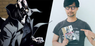 Hideo Kojima apoia No Guns Life