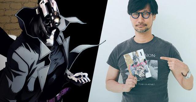 Sabiam que Hideo Kojima gosta do mangá No Guns Life que acabou de receber uma adaptação para série anime!