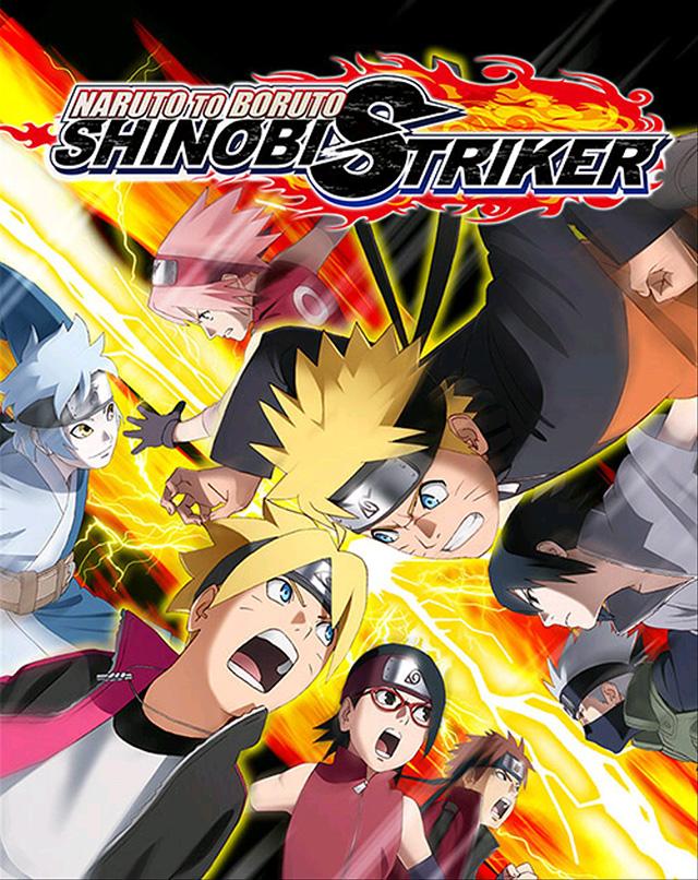 Capa de Naruto to Boruto: Shinobi Striker
