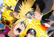 Killer Bee em Naruto to Boruto: Shinobi Striker como DLC