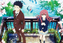 Koe no Katachi na Netflix
