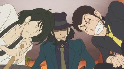 Lupin Sansei: Prison of the Past