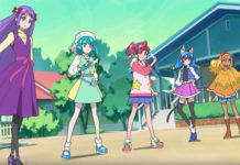 Mais dois trailers de Star ☆ Twinkle Precure