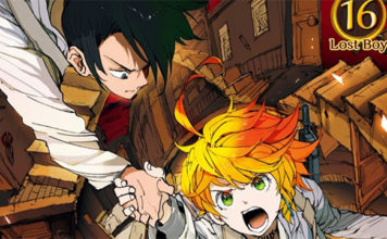 Mangá The Promised Neverland vai parar uma semana