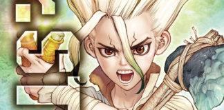 Mangá de Dr. Stone vai ter spinoff sobre Byakuya