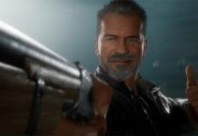 Mortal Kombat 11 mostra Terminator T-800