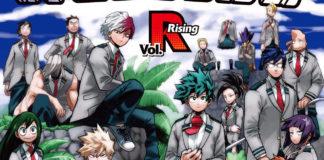 My Hero Academia HEROES:RISING vai ter mangá curto