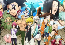 Nanatsu no Taizai 3 vai ter 24 episódios