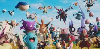 Nintendo revela novo trailer de Pokémon Sword e Pokémon Shield