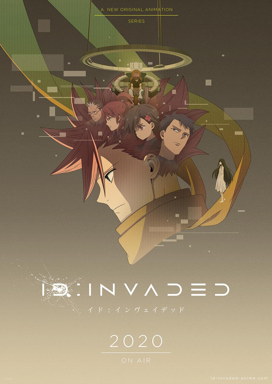 Imagem promocional de ID: INVADED