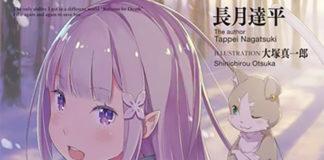 Nova novel de Re:Zero para quem for ao cinema ver o 2º OVA