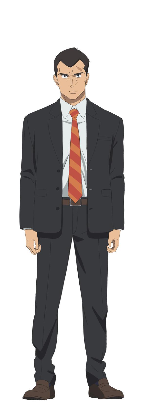 Kenji Hamada como Shinichi Terada