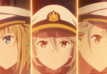 Novo trailer do filme de High School Fleet