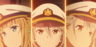 Novo trailer do filme de High School Fleet
