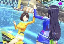 Novo trailer do jogo de Kandagawa Jet Girls
