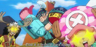 One Piece: Stampede é já o filme anime de One Piece mais lucrativo