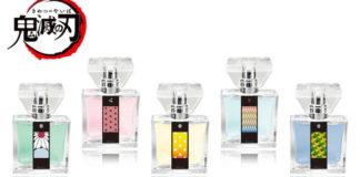 Perfumes de Kimetsu no Yaiba