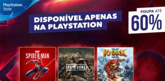 """PlayStation arranca com campanha """"Jogos de uma geração"""""""