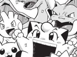 Pokémon vai ter novo mangá em Novembro