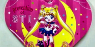 Preservativos de Sailor Moon