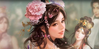 Romance of the Three Kingdoms XIV no Ocidente em Fevereiro de 2020