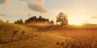 Screenshots de Red Dead Redemption 2 no PC