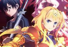Sword Art Online: Alicization – War of Underworld vai ter 23 episódios