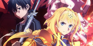 Sword Art Online: Alicization – War of Underworld vai ter 23 episódios