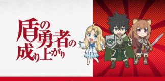 The Rising of the Shield Hero em Isekai Quartet 2