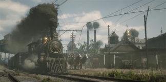 Trailer 4K 60FPS de Red Dead Redemption 2