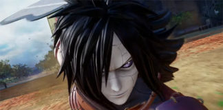 Trailer de Madara Uchiha em Jump Force