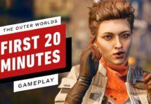Vê aqui os primeiros 20 minutos de The Outer Worlds