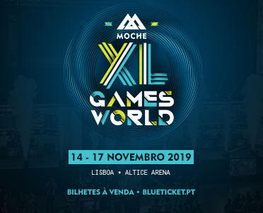 MOCHE XL Games World 2019