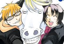 Último volume do mangá Silver Spoon em Fevereiro