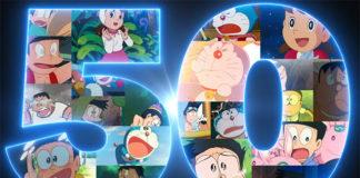 40º filme anime de Doraemon vai ter jogo para Nintendo Switch