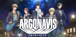 Argonavis vão ter anime