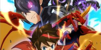Bakugan: Armored Alliance em 2020 com 104 episódios