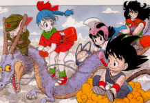 Dragon Ball comemora hoje 35 anos
