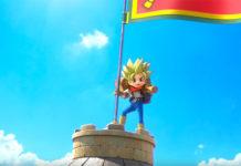 Dragon Quest Builders 2 no PC em Dezembro