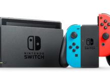 Existem 41.67 milhões de Nintendo Switch em todo o mundo